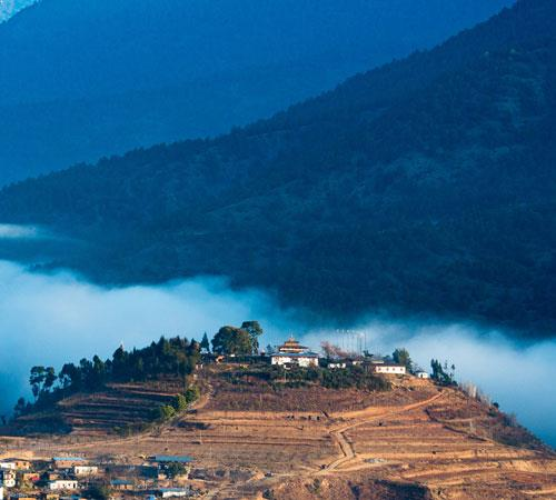 Incredible Bhutan Honeymoon Tour