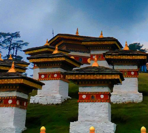 Blissful Bhutan Tours