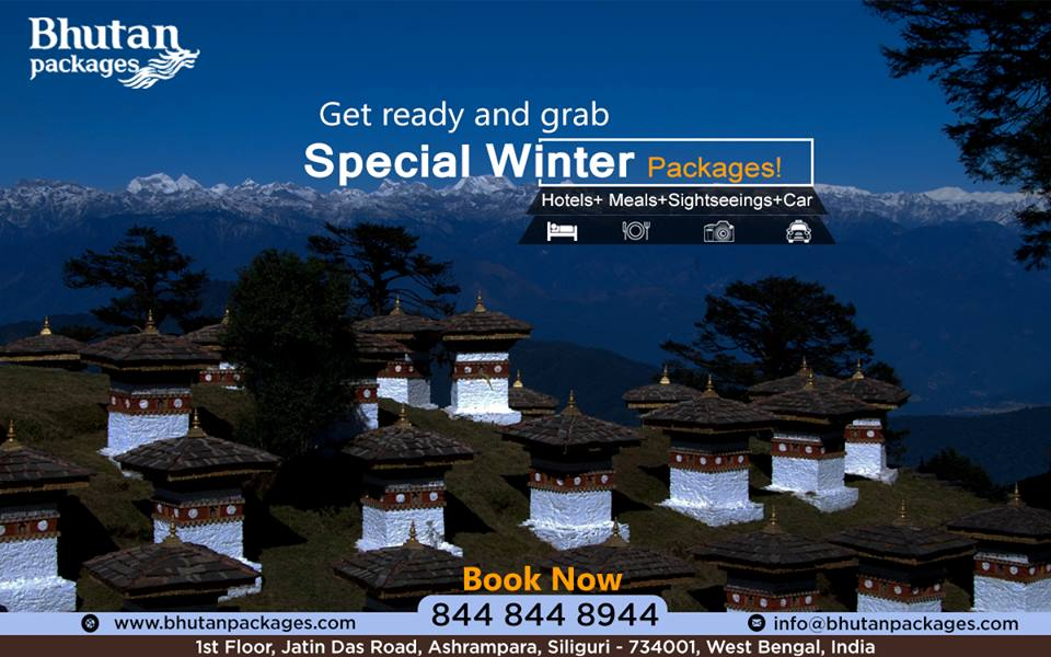 Bhutan tour from NJP station Bagdogra Airport