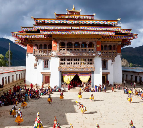 Amazing Bhutan 6 Nights 7 Days