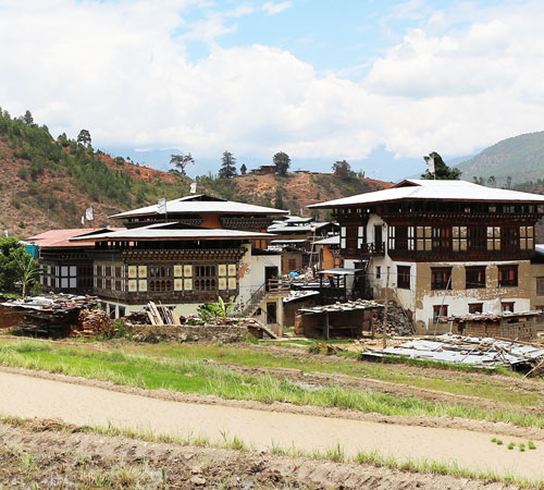 Bhutan By Road 8 Nights 9 Days