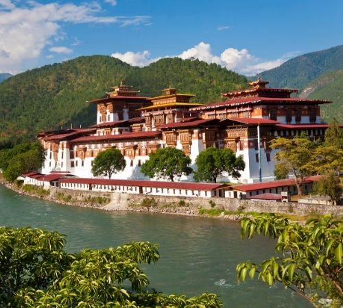 Package for Beautiful Bhutan